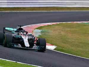 'I love this track': Hamilton claims 50th Mercedes win