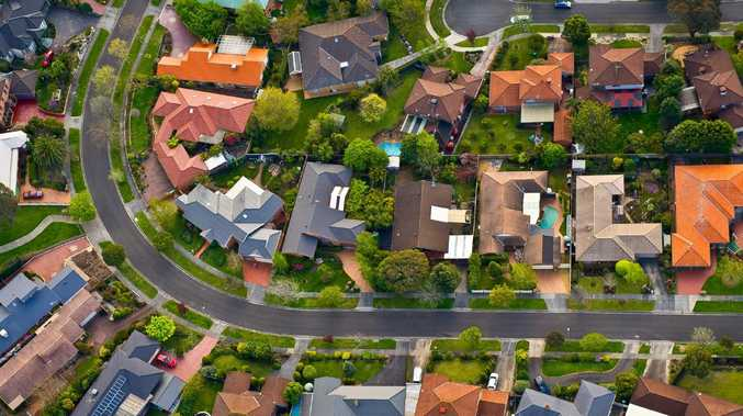 Choose the right city for property price growth before choosing suburbs and streets.