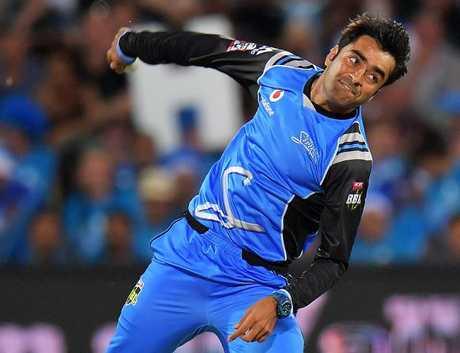 Rashid Khan topped the wickets list last season.