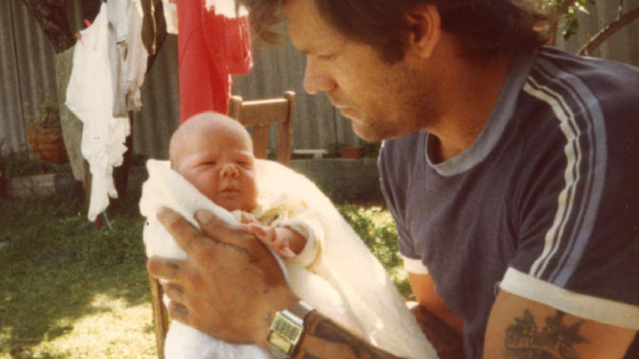 Nina and Allan, 1984. Image: Supplied.