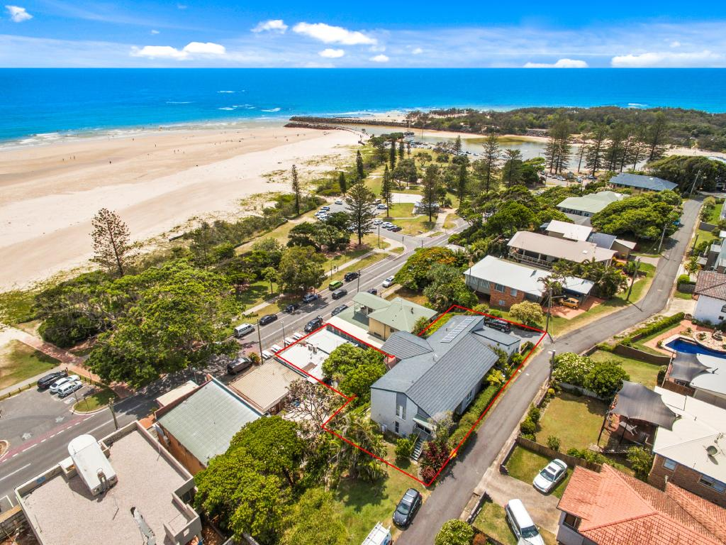 Kingscliff locals have successfully lobbied against overdevelopment in their quiet seaside hamlet, but they say the new hospital will change their town forever.