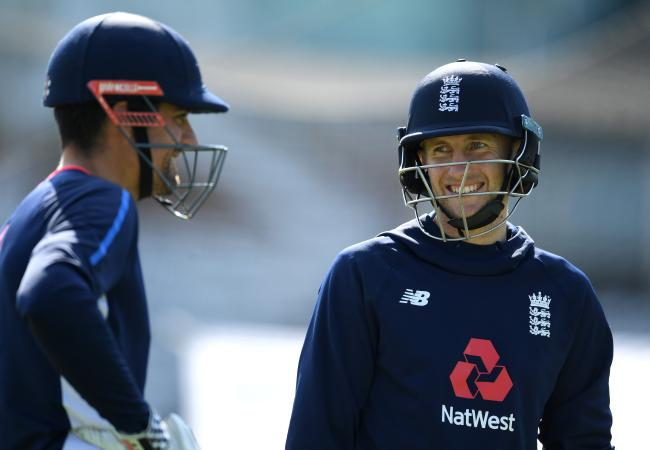 England captain Joe Root will line up for the Thunder.