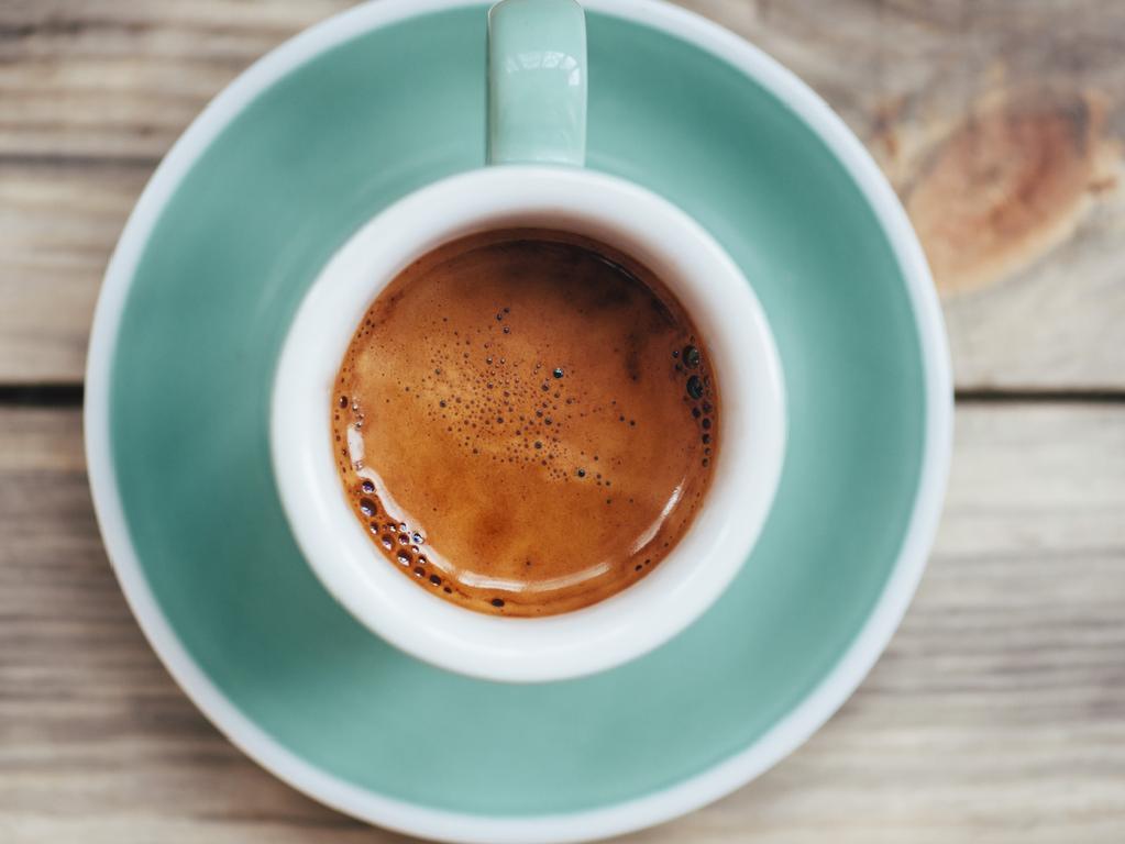 Espresso is the winner when it comes to caffeine content.