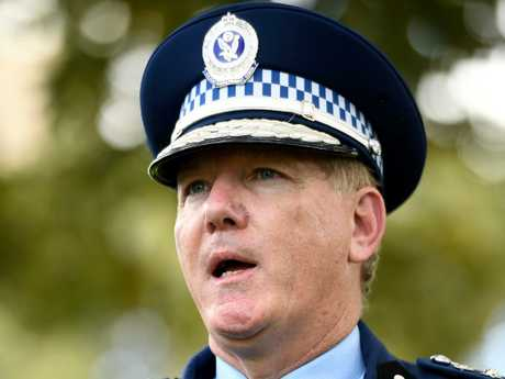 Police Commissioner Mick Fuller is not happy that the man was bailed and has ordered a review of the case. Picture: AAP