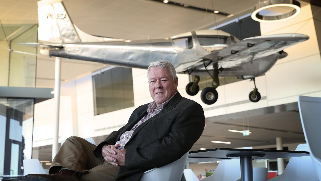 John Wagner beat off competition from 60 other regional airports to attract the Flying Kangaroo.