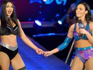 Aussie women shock America in historic WWE moment