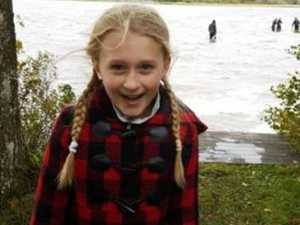 Girl, 8, finds 1500-year-old sword
