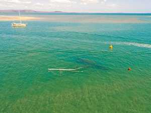 Danger to Round Hill Creek boaties
