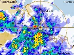 RAINFALL TOTALS: Gladstone 'the luckiest place on the coast'