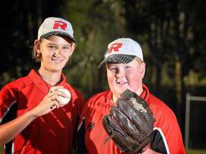 How these two softballers made Gympie proud