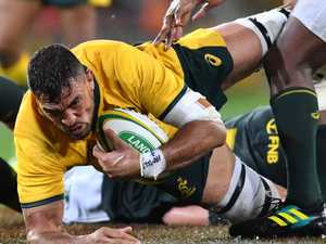 Cheika makes late change ahead of Pumas clash