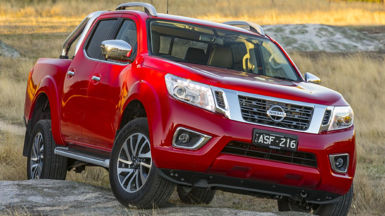 Nissan Navara ST-X has a few shortcomings.