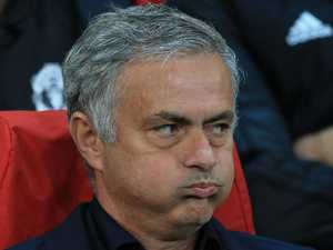 Tick tock: Jose's grim United future decided