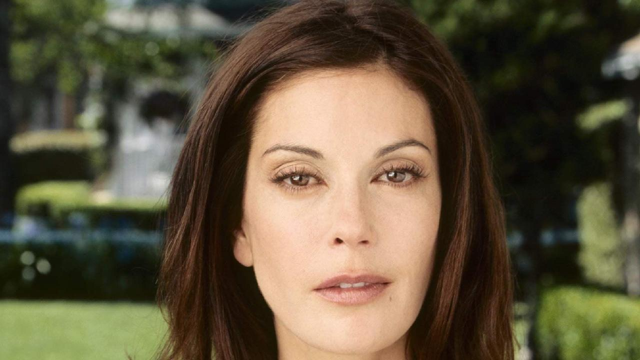 Teri Hatcher has words for President Donald Trump. Picture: Supplied