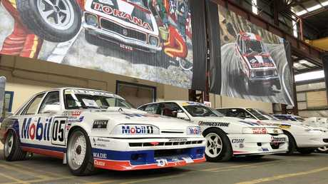Peter Brock collection auction Bathurst, October 2018. Picture: Joshua Dowling