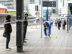 Man dies after train station stabbing