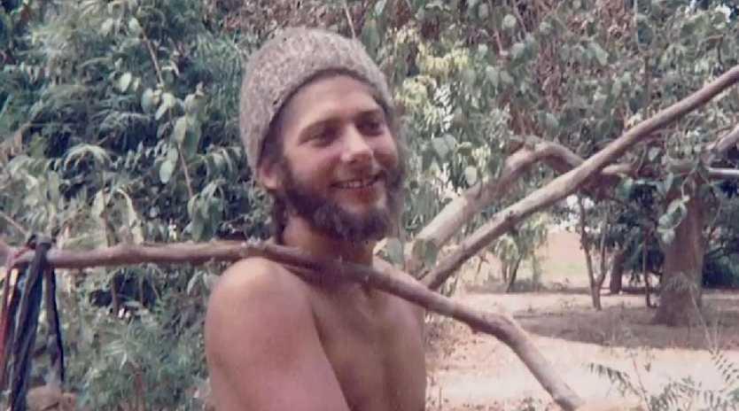 Mr Golembiewski set off on a round-the-world trip when he was 18.