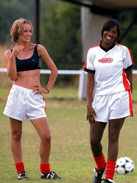 Her breakout role in 'Bend It Like Beckham.' Picture: Supplied