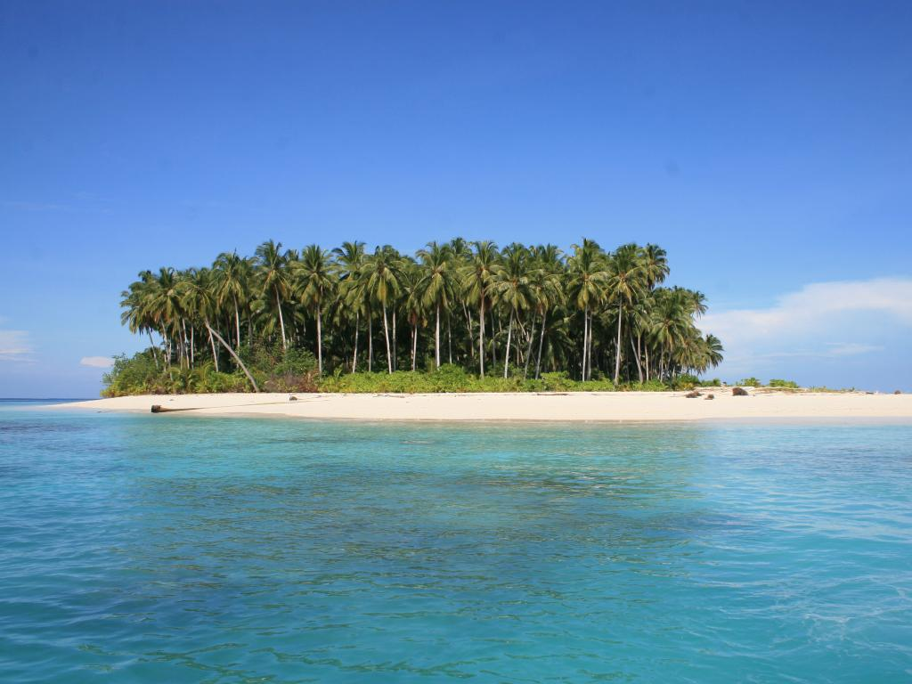 The Mentawai Islands in Sumatra.