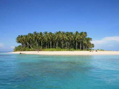 The Mentawai Islands in Sumatra.