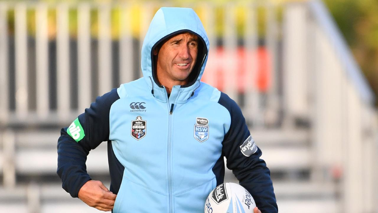 Andrew Johns has predicted Melbourne will come back to the pack next year. Picture: Joel Carrett