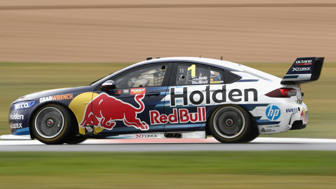 The Holden versus Ford battle rages on at Bathurst, even if our former favourite brands are now in the bottom half of the Top 10 in showroom sales. Picture: Robert Cianflone/Getty Images.
