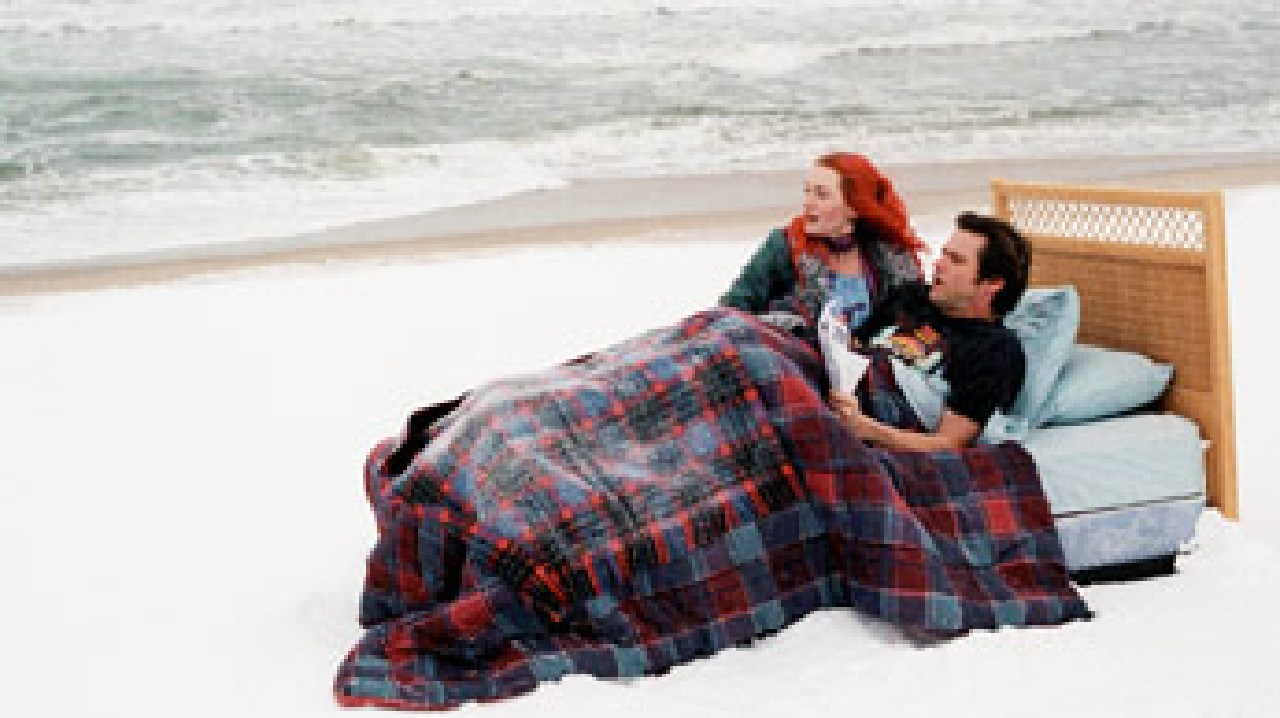 Eternal Sunshine of the Spotless Mind (2004) Kate Winslet and Jim Carrey
