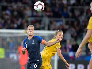 Young Matildas schooled by France