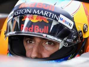 'I'm p****d': Ricciardo's Red Bull anger