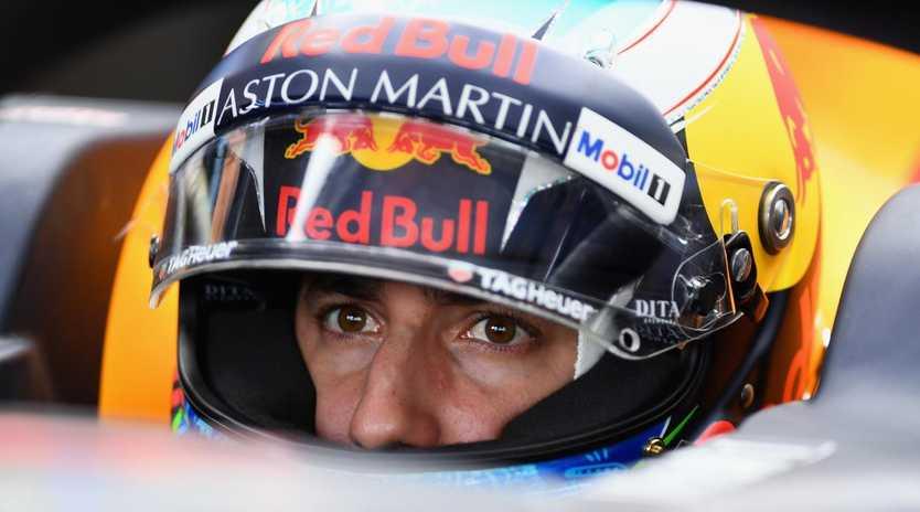 Daniel Ricciardo has blown his stack after more troubles at the Japanese Grand Prix. Picture: Clive Mason/Getty
