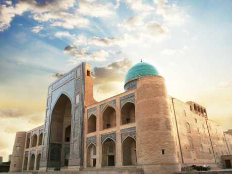 Bukhara, Uzbekistan.