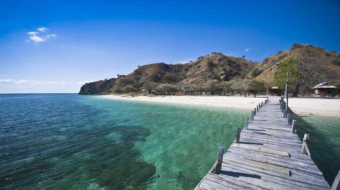 There are plenty of amazing spots around Indonesia.