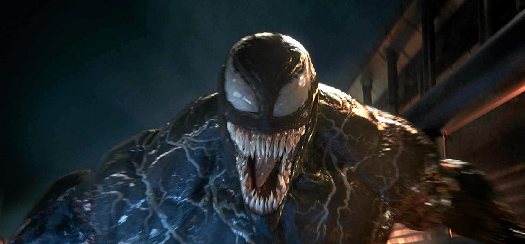 HE'S BACK: Venom.