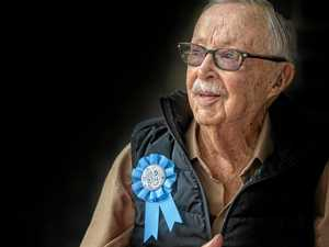 Birthday boy Kenneth a marvel at 105
