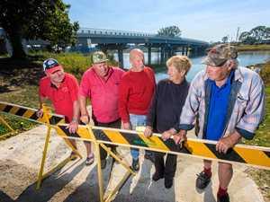 Repair work for boat access ramping up at last