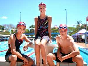 NQ Games' wake a flow on effect for Pioneer Swim Club