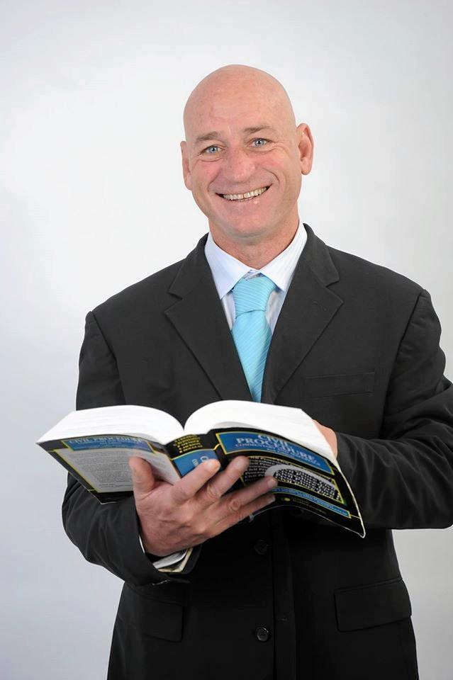 Cr Chris Trevor.