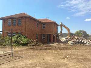 Star of the Sea convent demolished