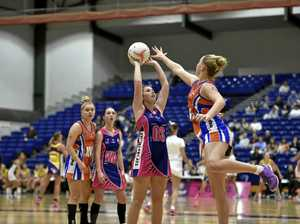 Wide Bay earns draw at state netball titles