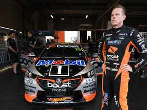 Courtney curse continues with Bathurst blowout