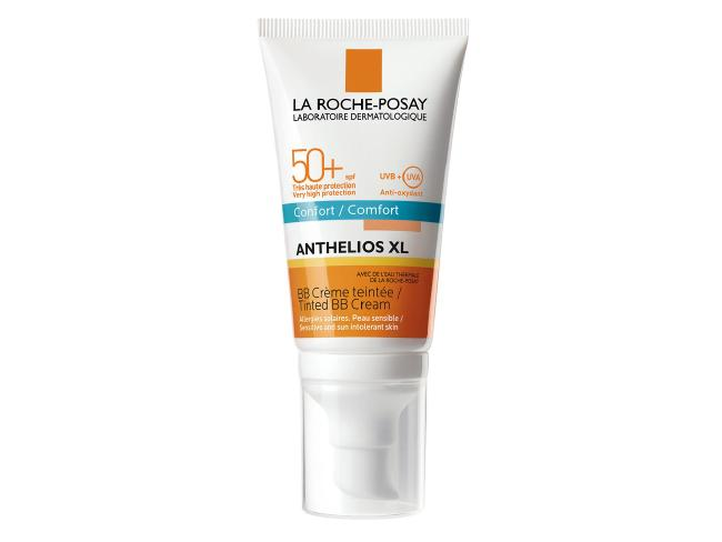 The La Roche Posay Tinted BB Cream.