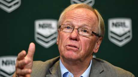ARLC chairman Peter Beattie is a supporter of expansion.