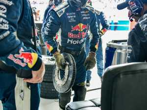 Wheely bad luck for Whincup at Bathurst