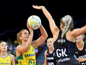 Diamonds too classy for scrappy Silver Ferns