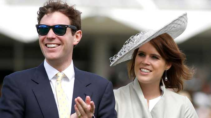Princess Eugenie Weds This Week Britain S Second Royal Wedding Of The Year Picture