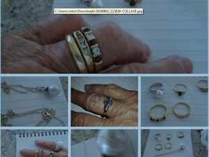 Police appeal for help after large jewellery theft