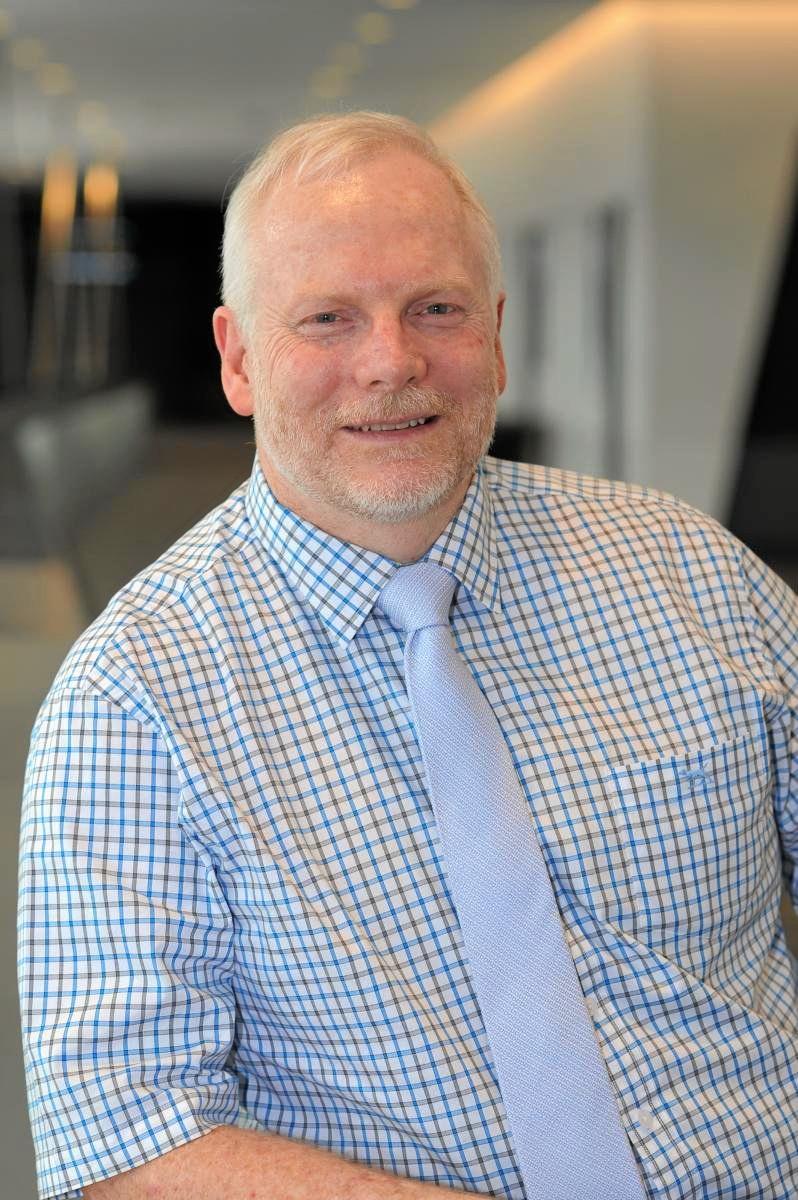 Rural Doctors president Ewen McPhee