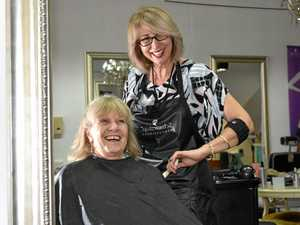 Hairdressing helps disadvantaged young women to shine