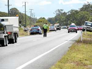 Three-car crash wraps up busy weekend for emergency services
