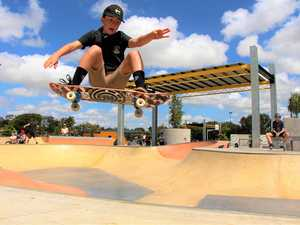 Pint-sized Coast skater dominating adult's competition
